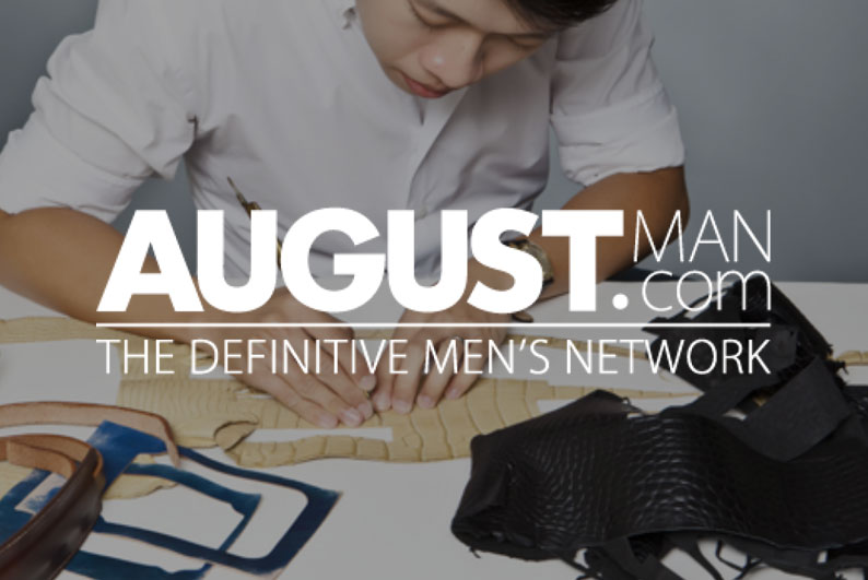 August Man's Feature on The J. Myers Company